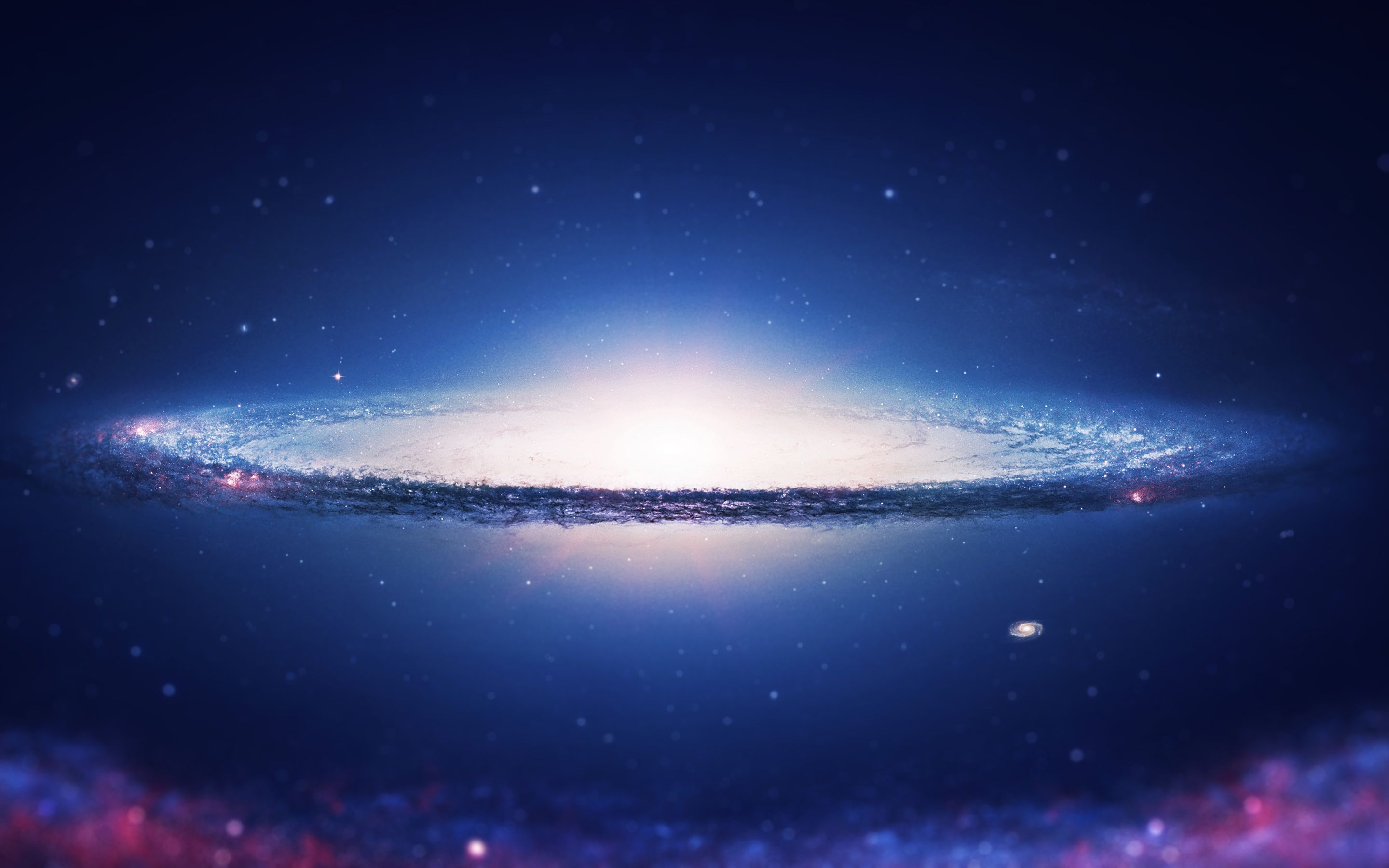 Spiral Galaxy Wallpapers HD Wallpapers 2880x1800