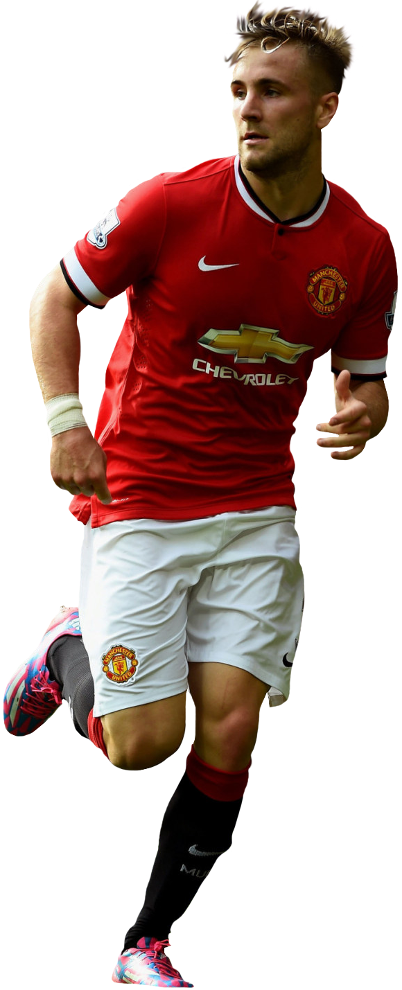 94 Luke Shaw Wallpapers On Wallpapersafari