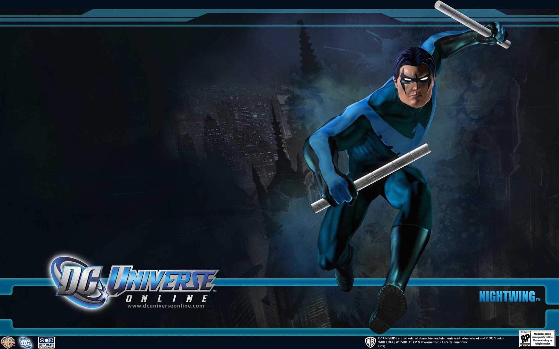 Dc Universe Online wallpaper   413732 1920x1200