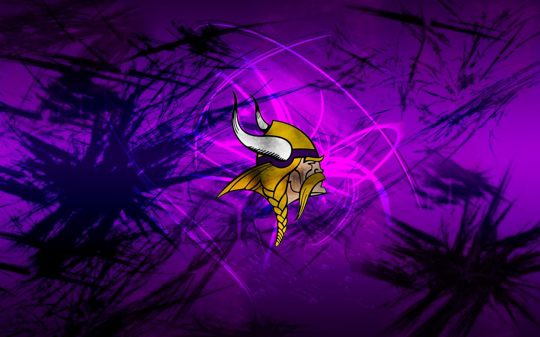 Minnesota Vikings Logo Wallpaper WallpaperSafari