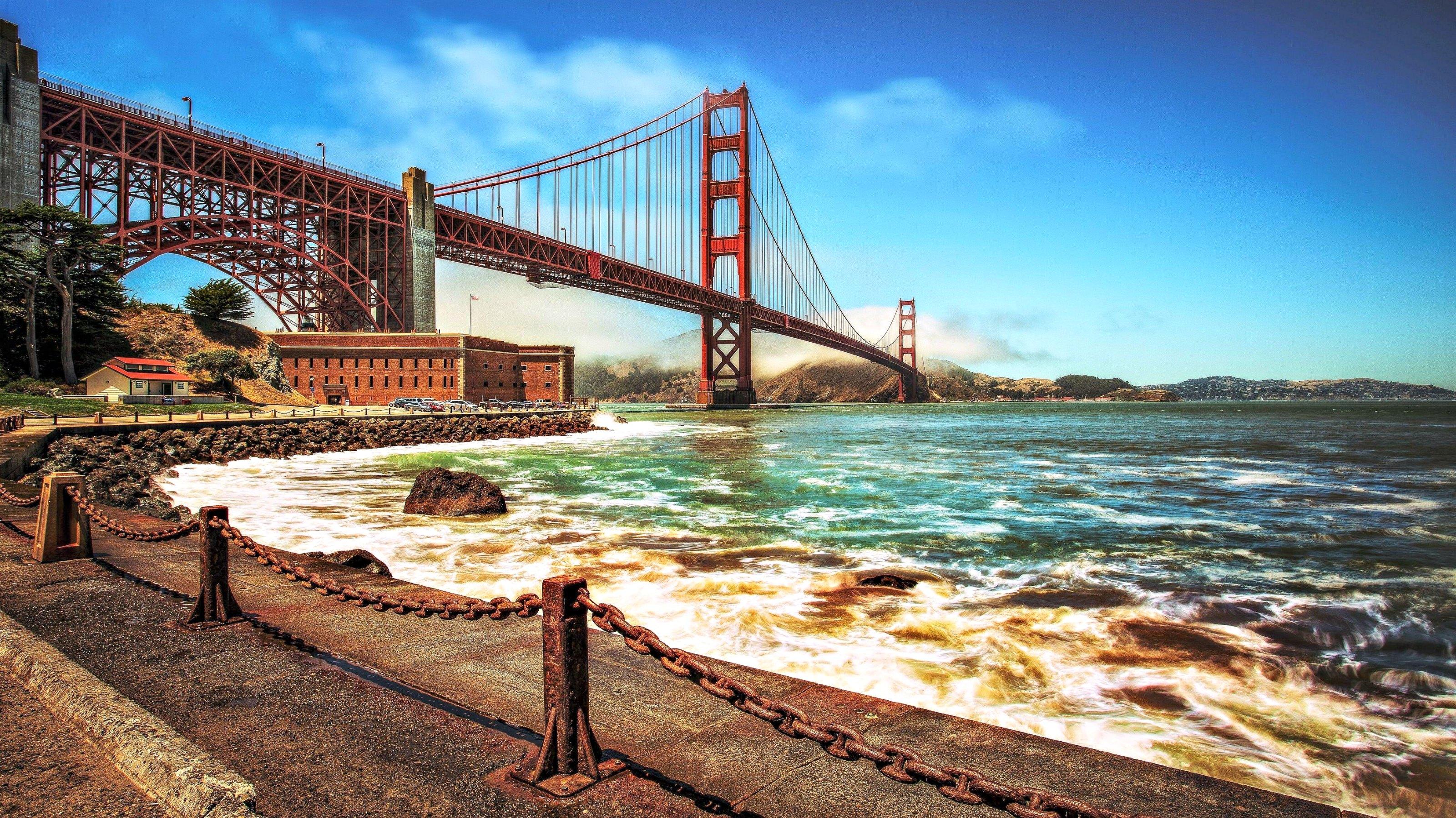 48 Golden Gate Bridge Wallpaper Desktop On Wallpapersafari