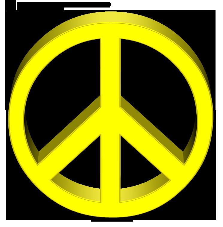 [45+] 3D Peace Sign Wallpaper on WallpaperSafari