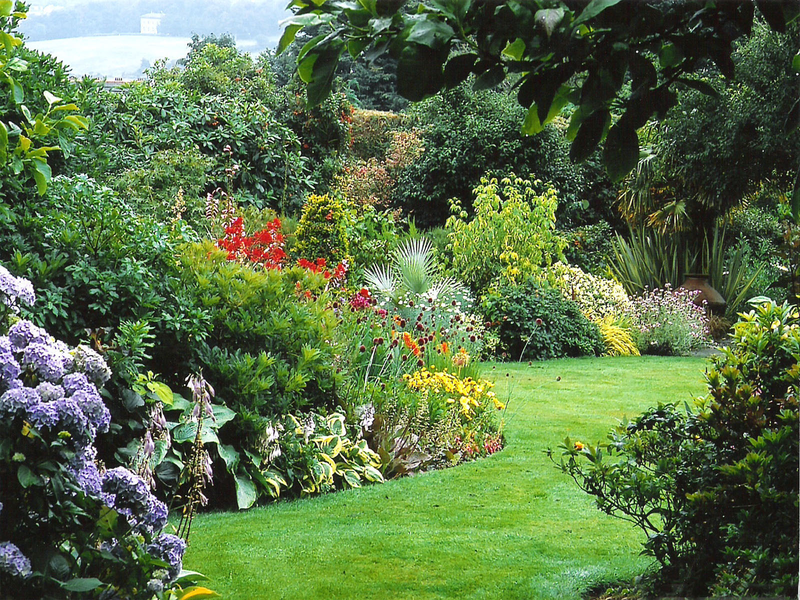 garden landscape picturesflower garden picturefree flower images 1600x1200