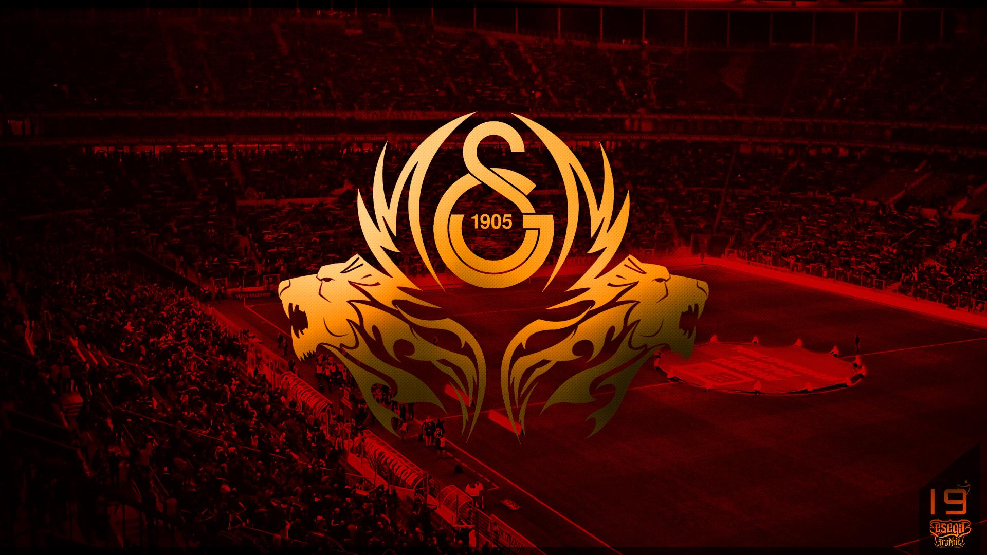 Galatasaray Football Wallpaper 1920x1080