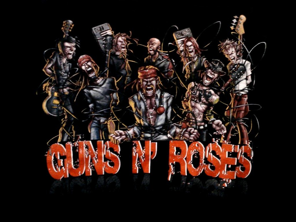 Free Download Gnr Fans Guns N Roses Wallpapers 1024x768 For Your