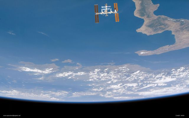 Iss Wallpapers Hd: Iss Wallpaper Widescreen