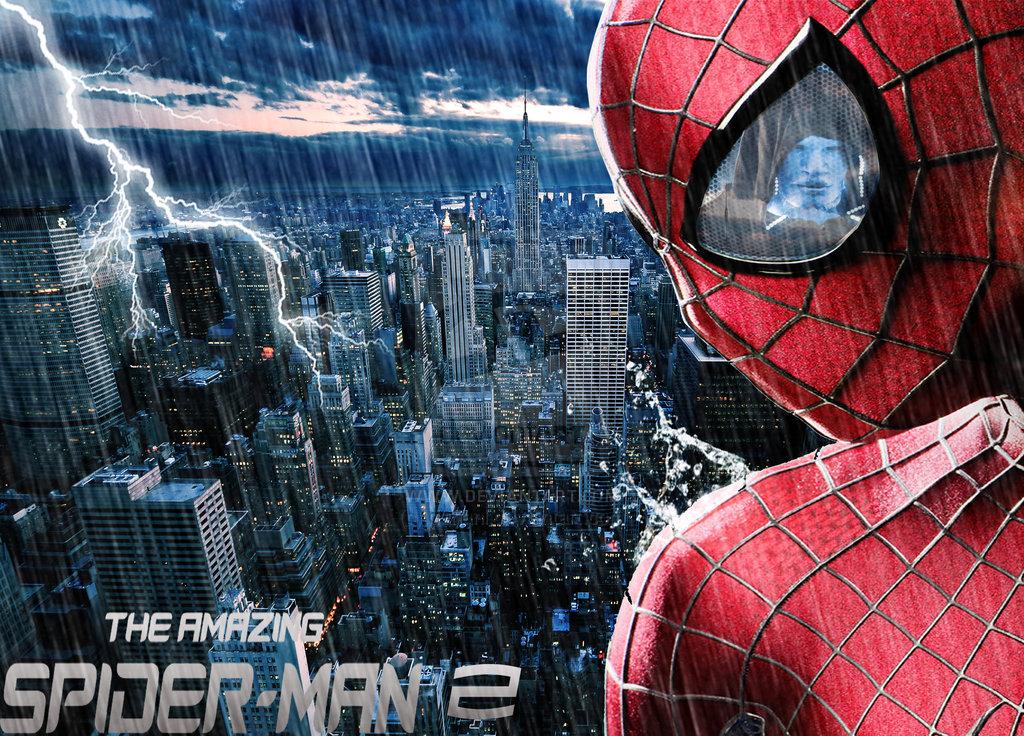 The Amazing Spider Man 2 Wallpaper by derianl 1024x736