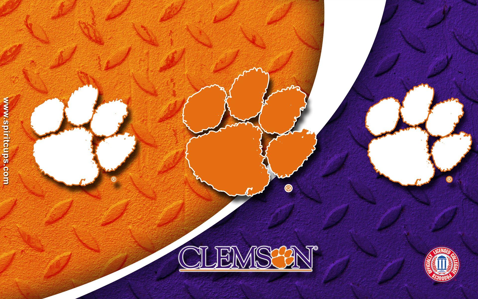 CLEMSON TIGERS college football wallpaper 1920x1200 593971 1920x1200