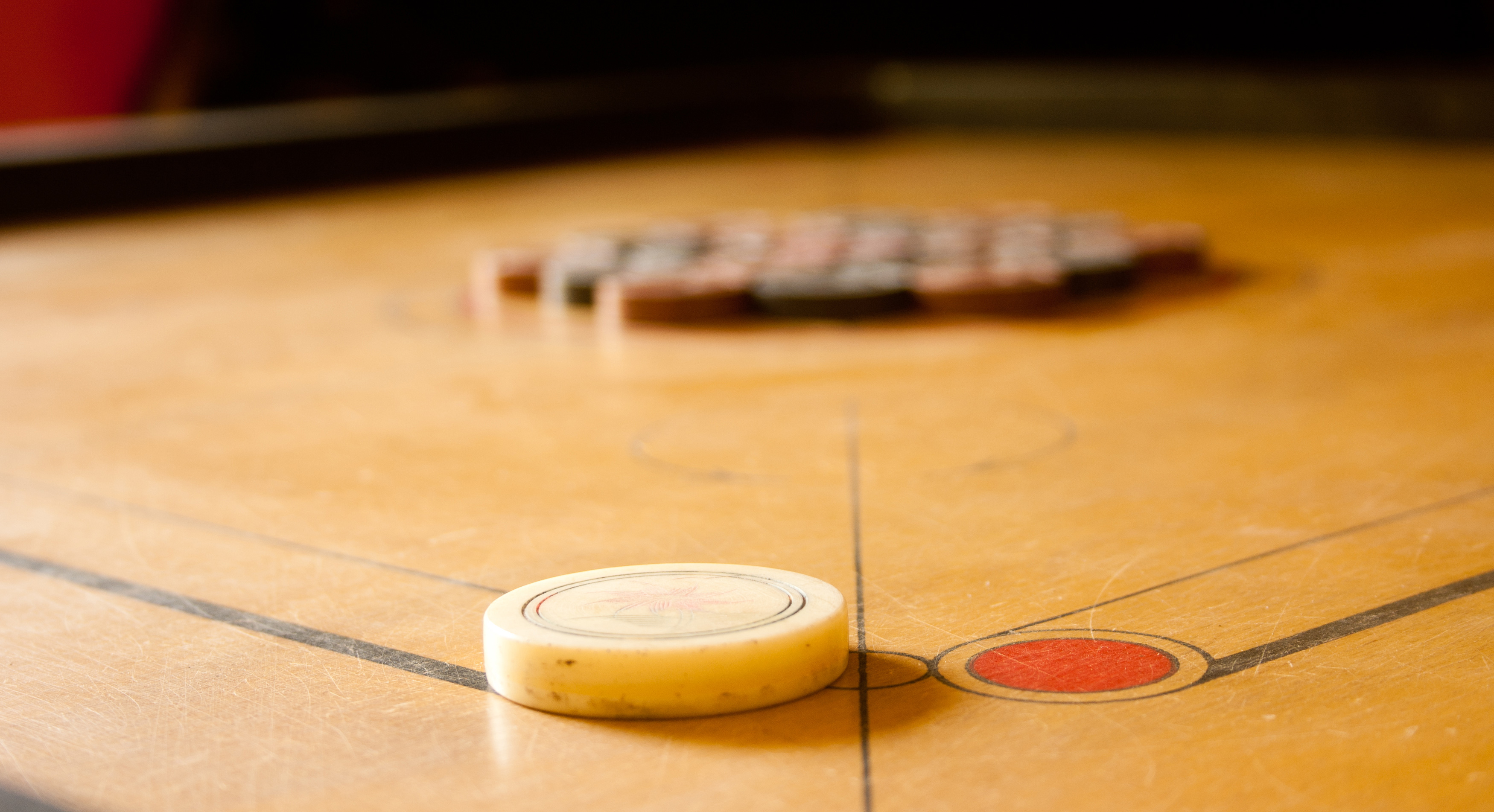 Carrom Game View Public Domain Pictures 3500x1903