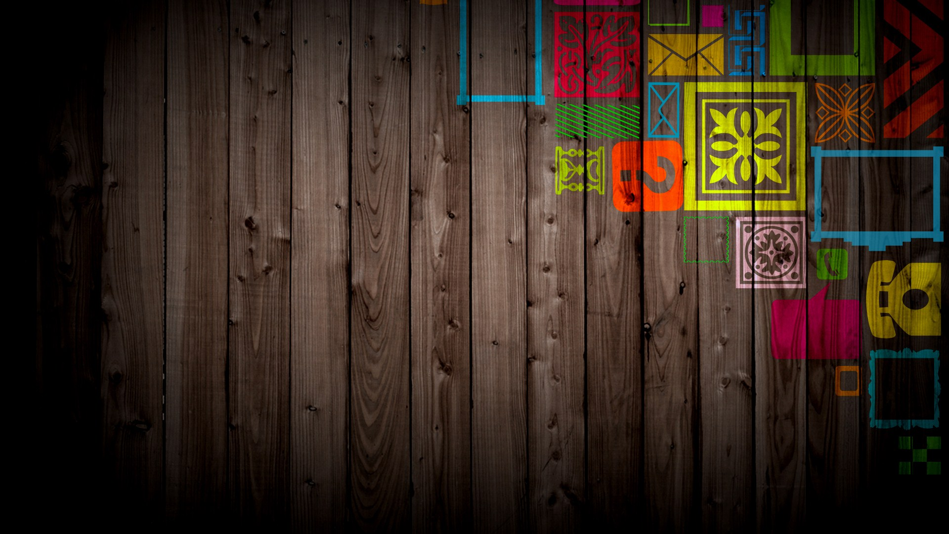 Cool Wooden Wall   Cool Twitter Backgrounds 1920x1080