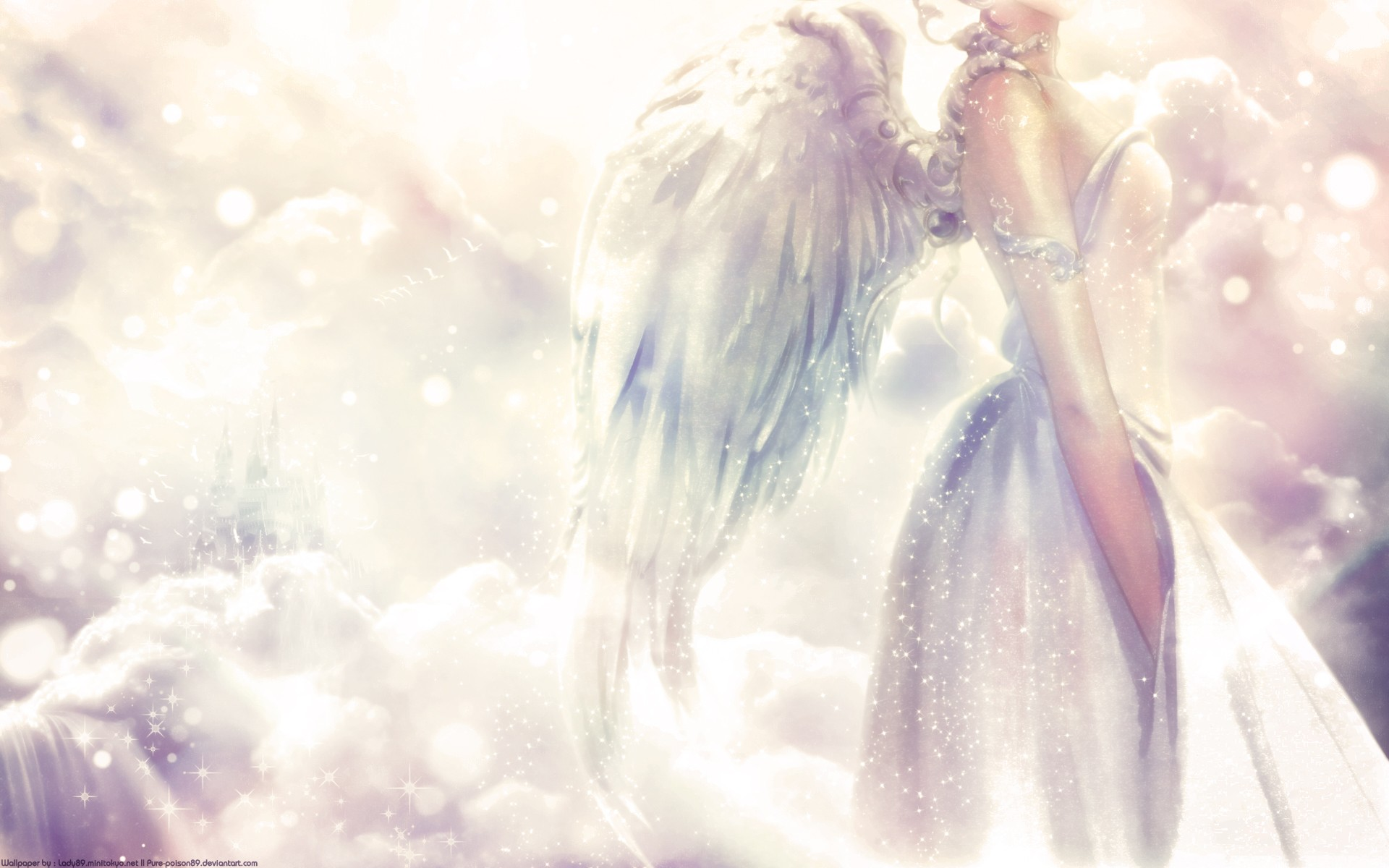 hd angel wallpapers wallpapersafari