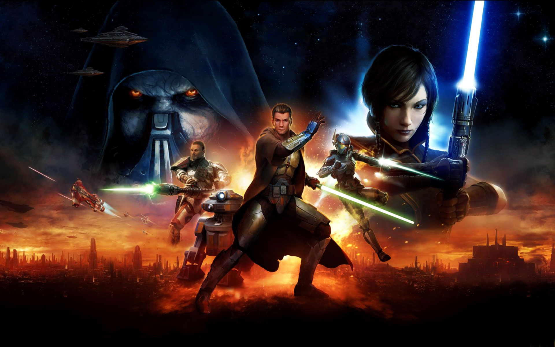Wallpapers   Star Wars The Old Republic wallpaper 1920x1200