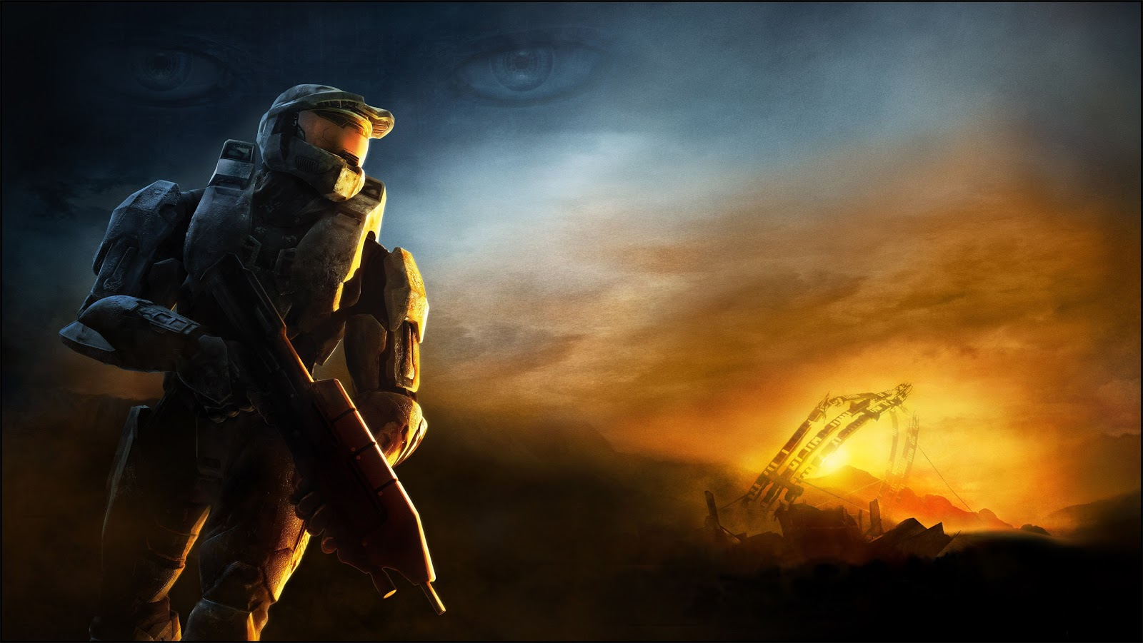 Halo Reach Wallpaper 1600x901