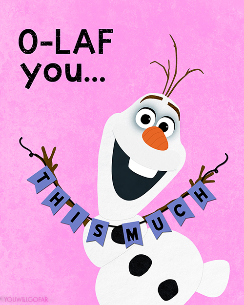 Group of Some people are worth melting for   Olaf We Heart It 500x625