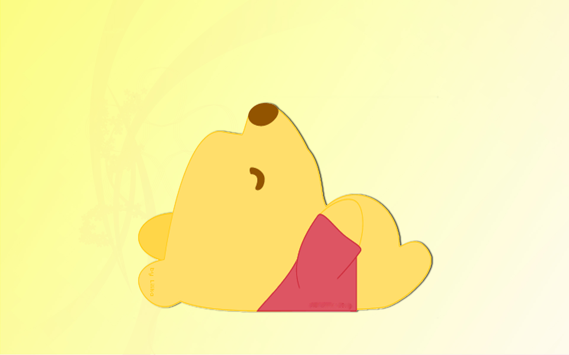 Wallpaper Android Winnie The Pooh