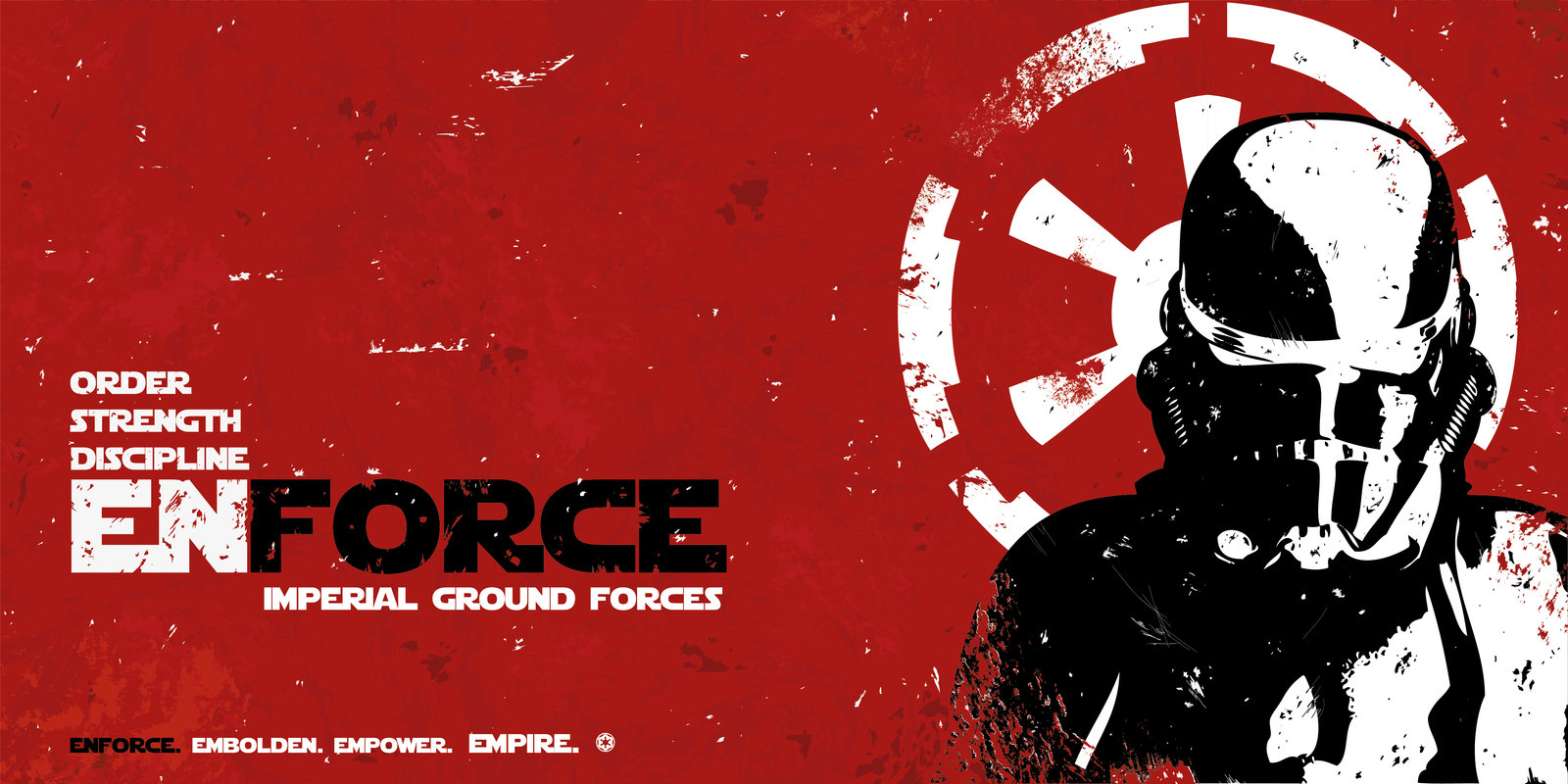 Join the Empire Ground Forces by The Procrastinator 1600x800