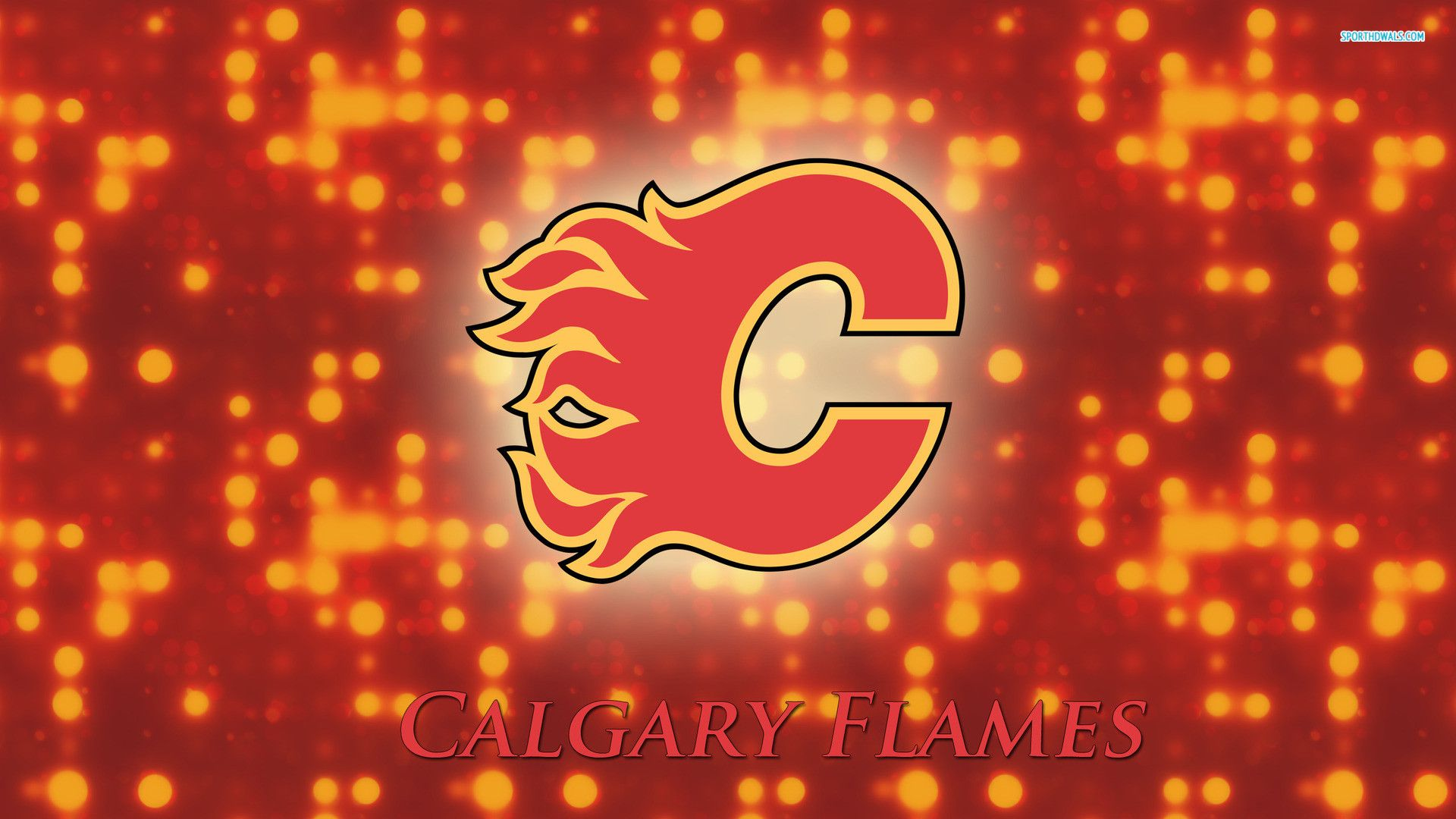 Calgary Flames wallpaper 1920x1080