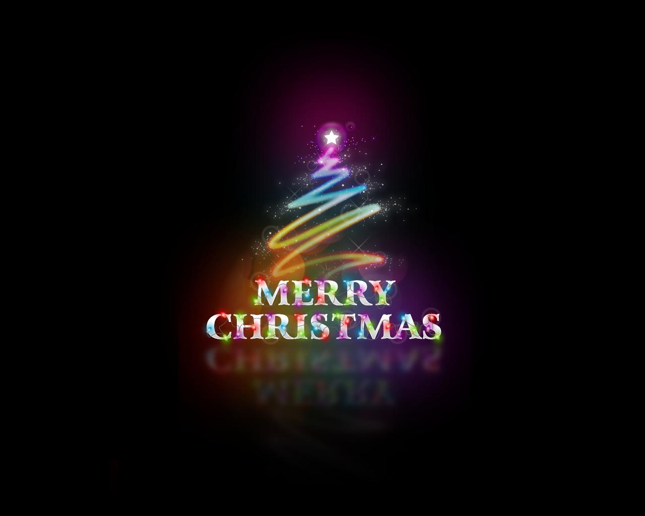 3D Merry Christmas wallpaper Wallpapers   HD 1280x1024
