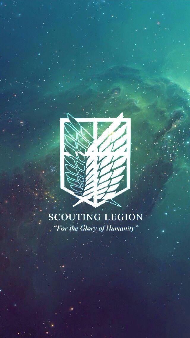 50 Scouting Legion Wallpaper On Wallpapersafari
