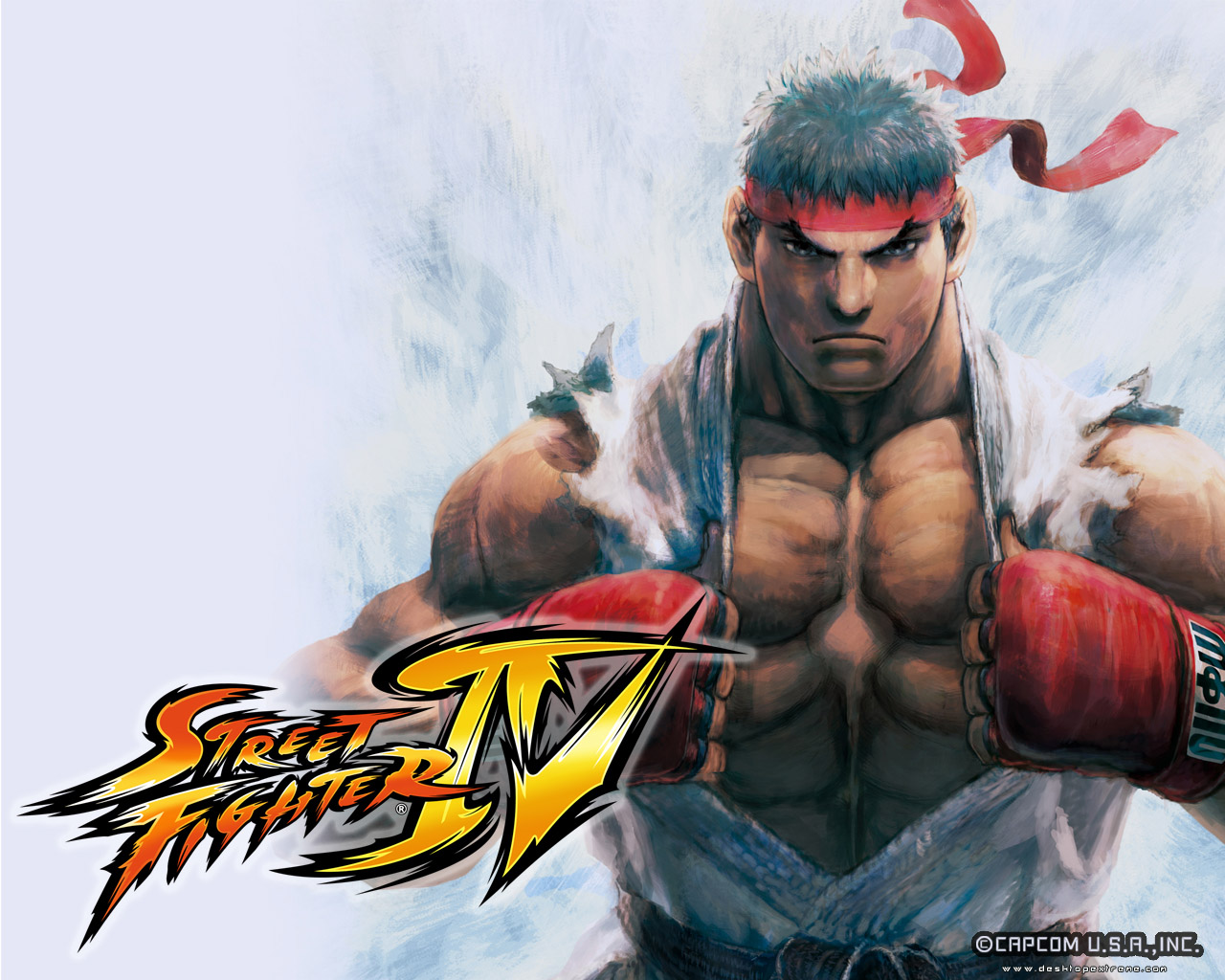 Ryu Street Fighter [ wallpaper Game wallpapers