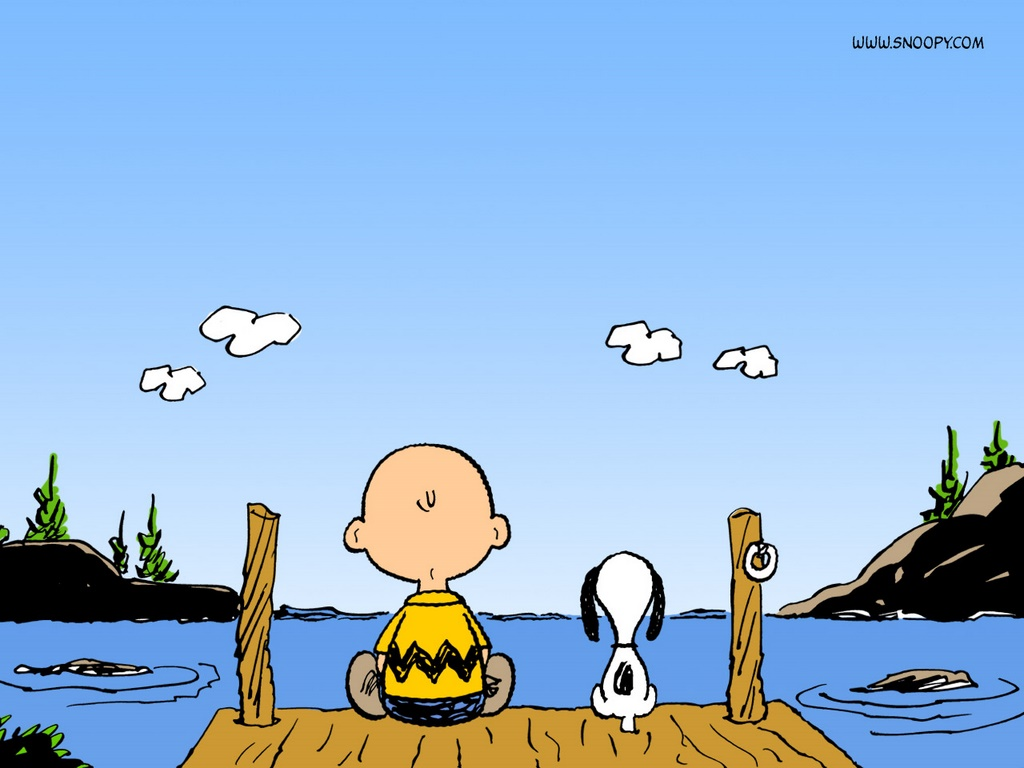 Peanuts valentine wallpaper Over BC Oudorp BCO 1024x768