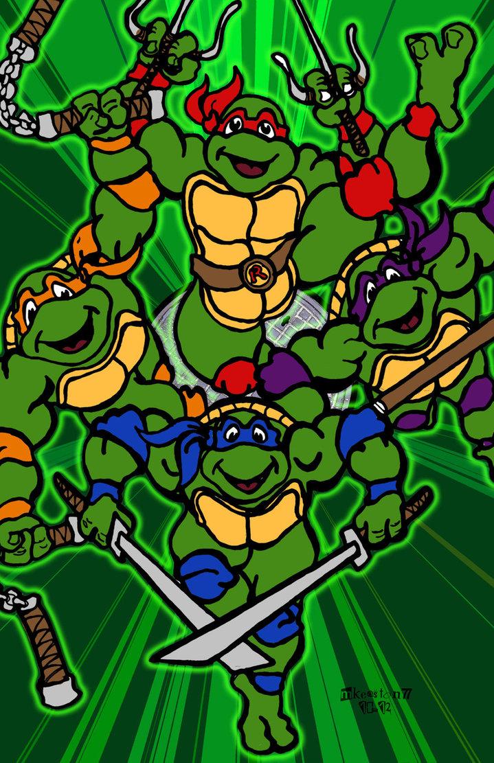 Classic ninja turtles wallpaper wallpapersafari - Ninja turtles wallpaper ...