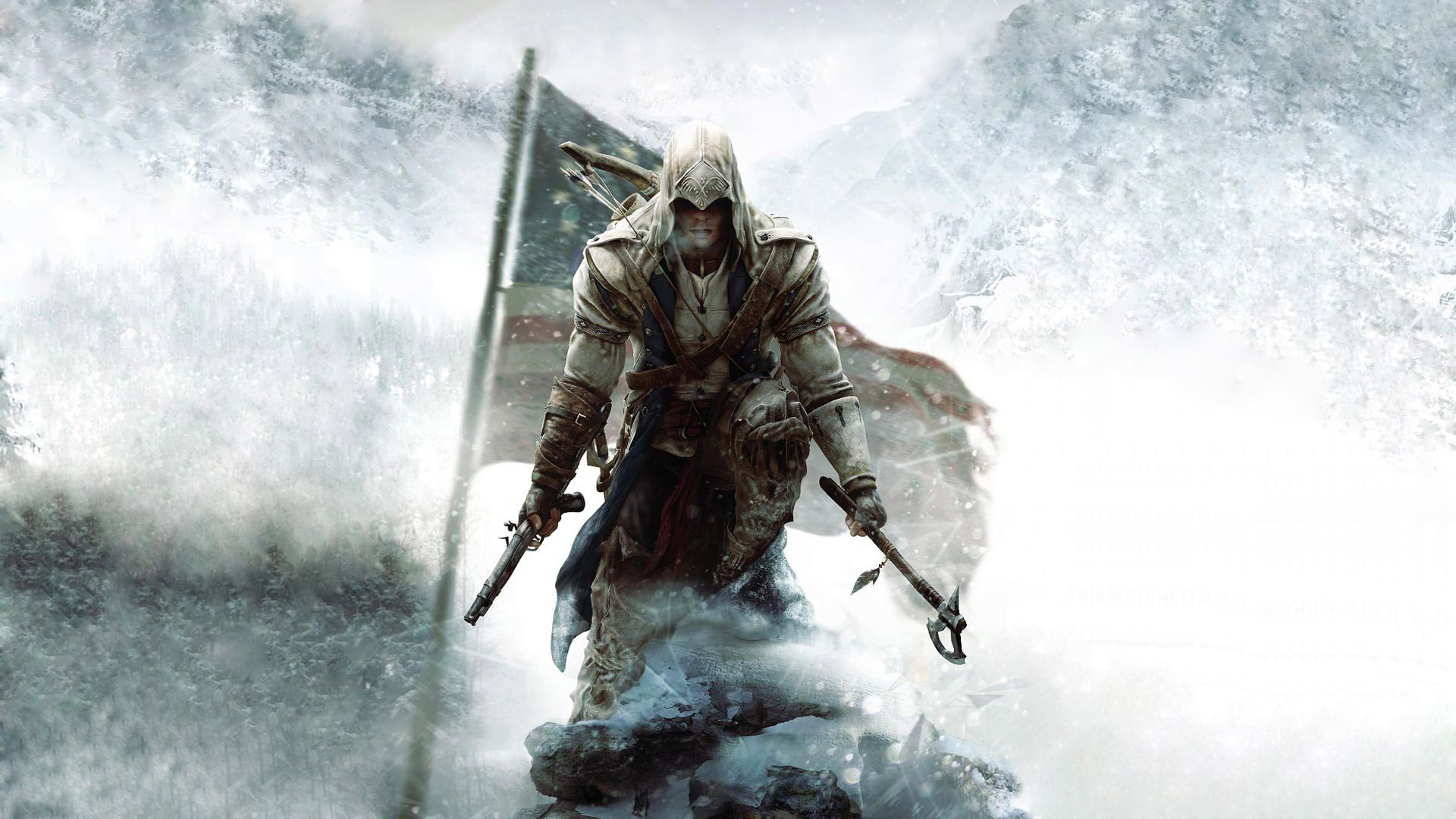 Connor Kenway   Assassins Creed III wallpaper 16997 1920x1080