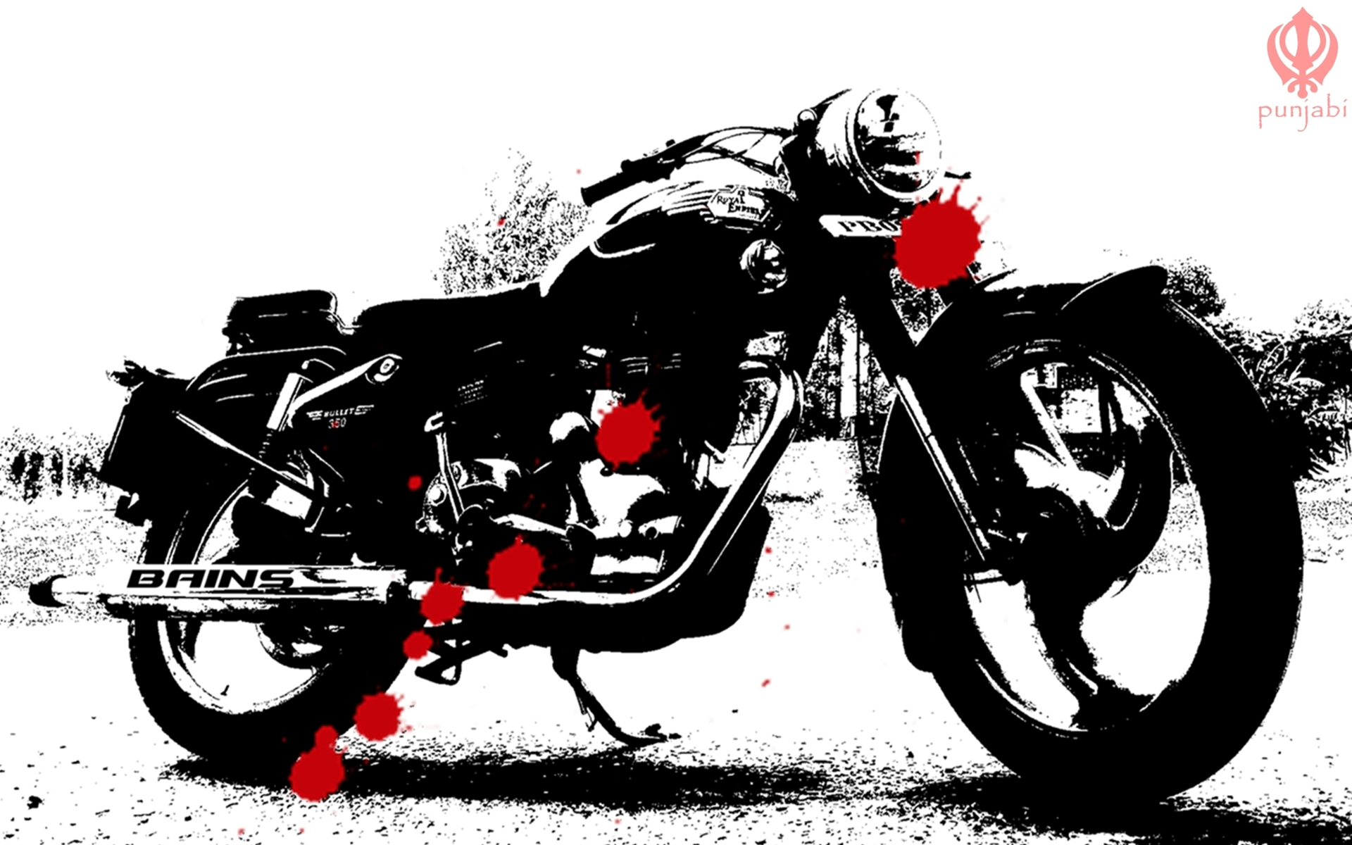 40 Royal Enfield Hd Wallpapers On Wallpapersafari