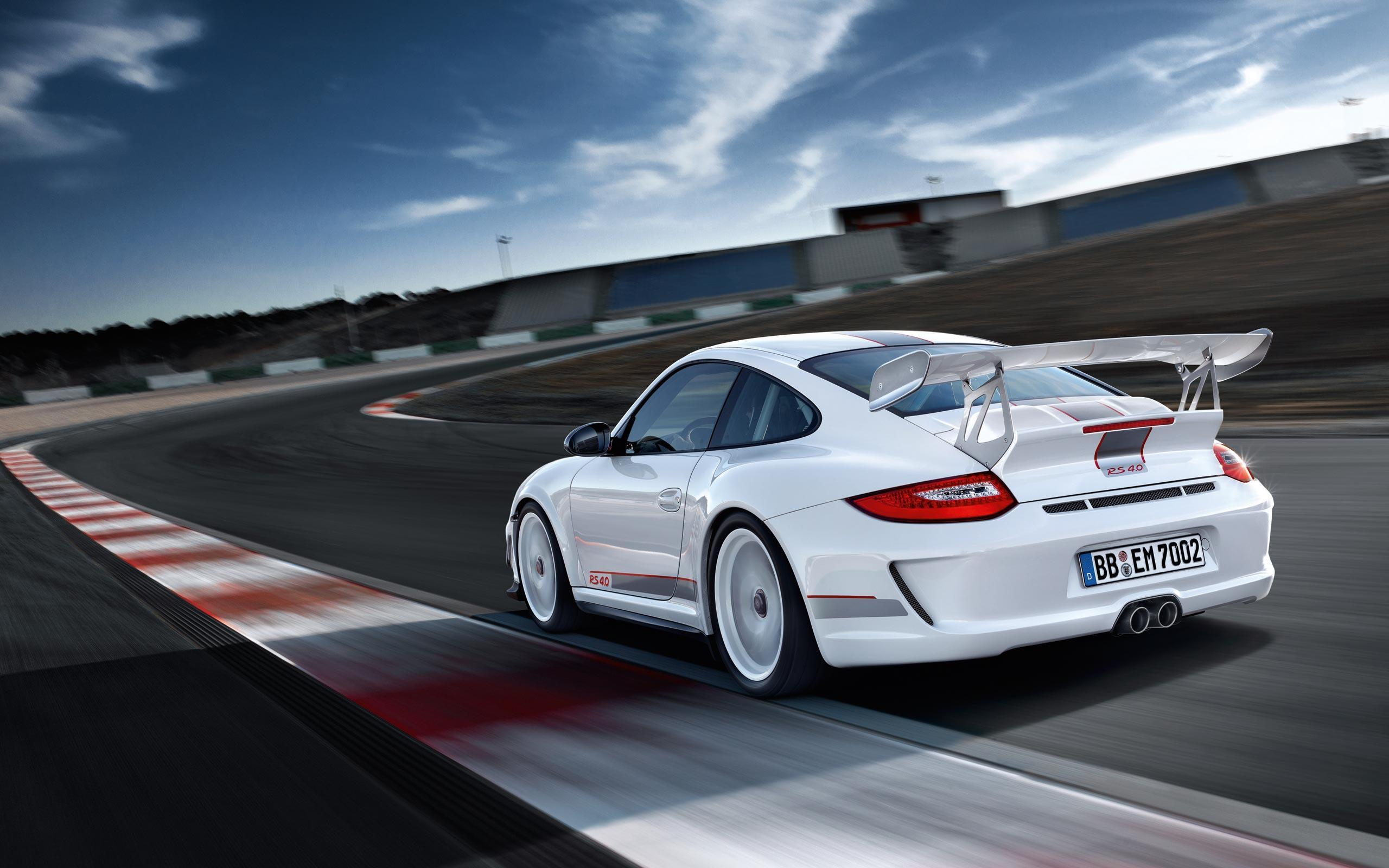 Porsche GT3 Wallpapers 2560x1600