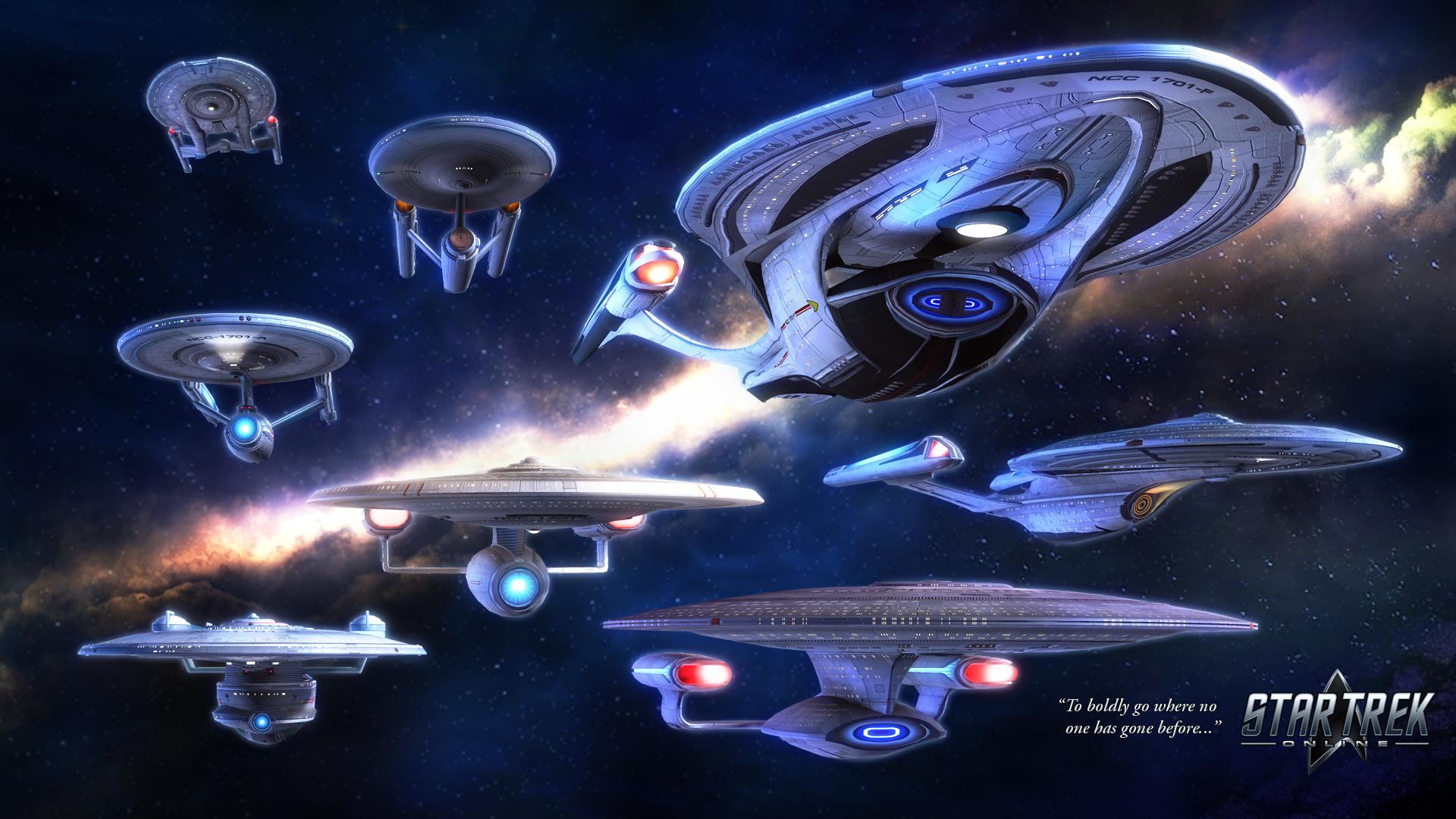 Free Download Star Trek Enterprise Ship Wallpaper 911041