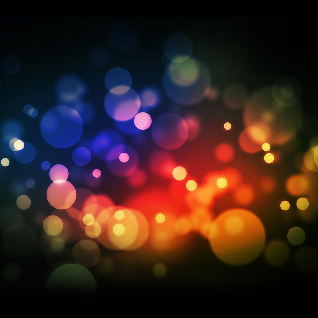 iPad Backgrounds Bubbles Color ipad Wallpapers 1024x1024