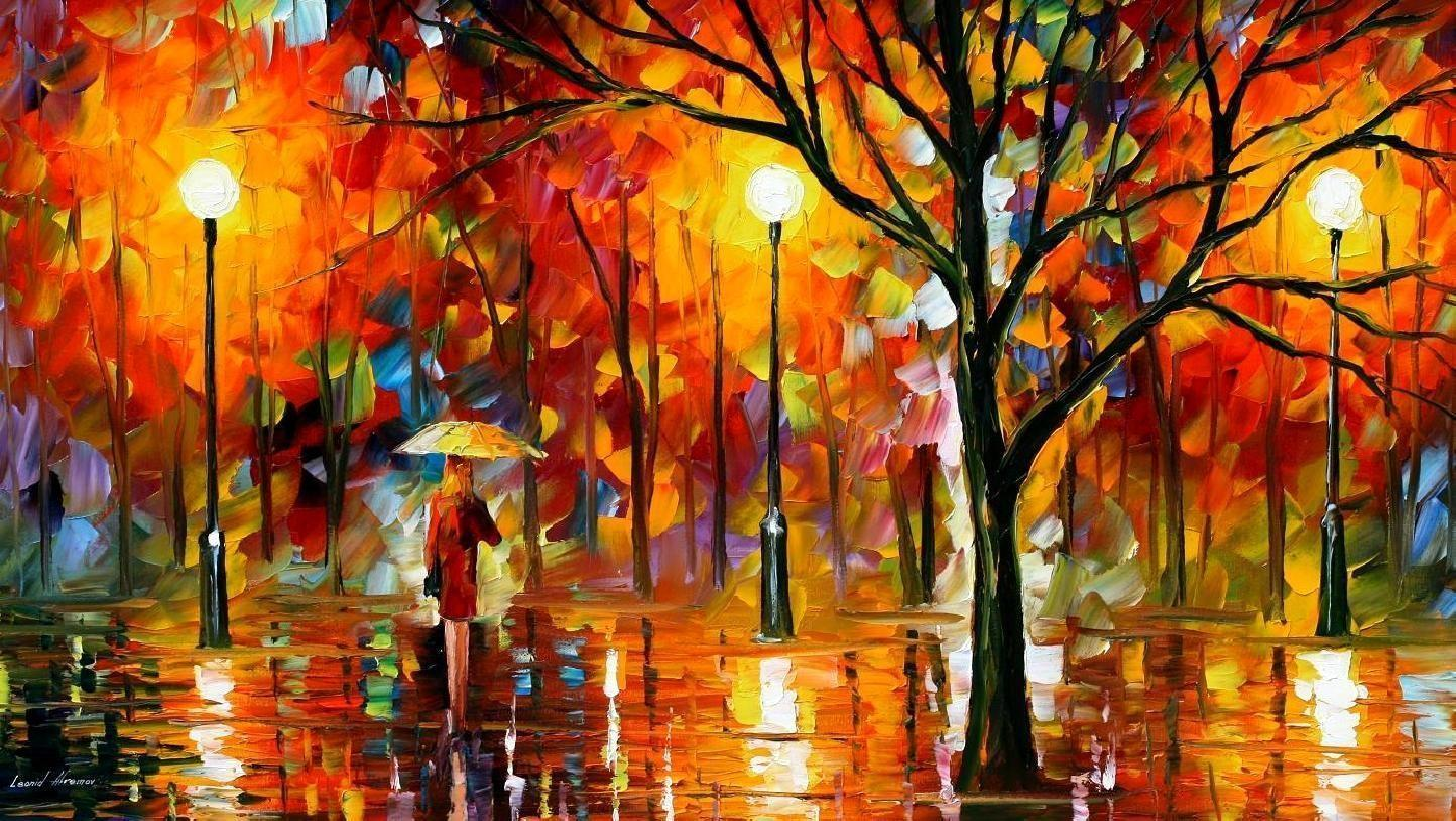 Leonid Afremov Wallpapers 1444x814