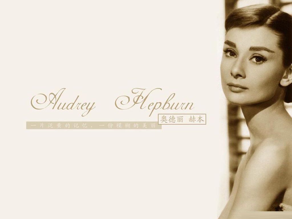 audrey hepburn wallpaper desktop   Mobile wallpapers 1024x768