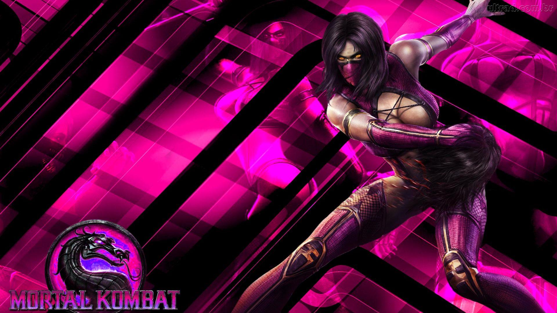 Mileena Mortal Kombat Wallpaper Wallpapersafari
