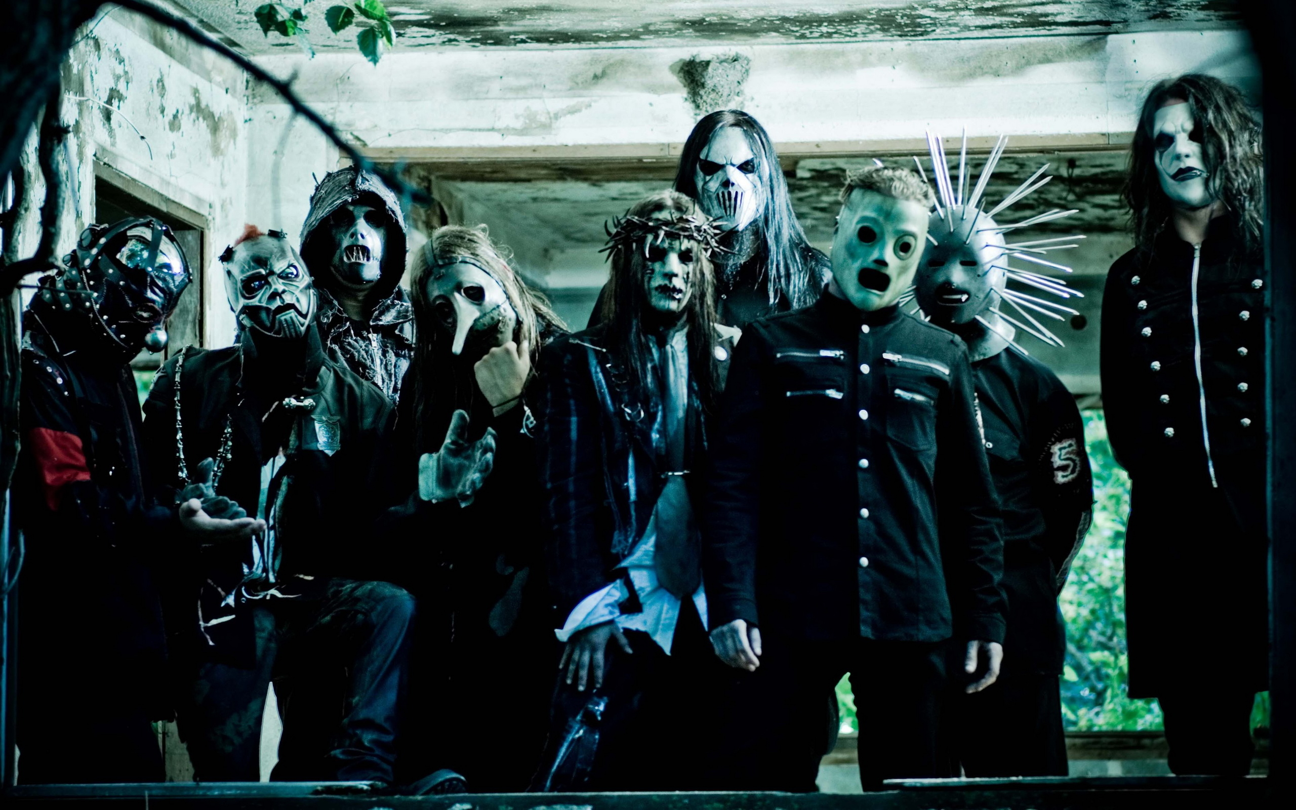 Slipknot wallpapers and images   wallpapers pictures photos 2560x1600