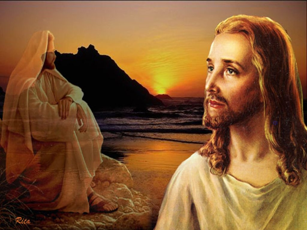 1024x768 Jesus Christ the LOrd Wallpaper Download 1024x768