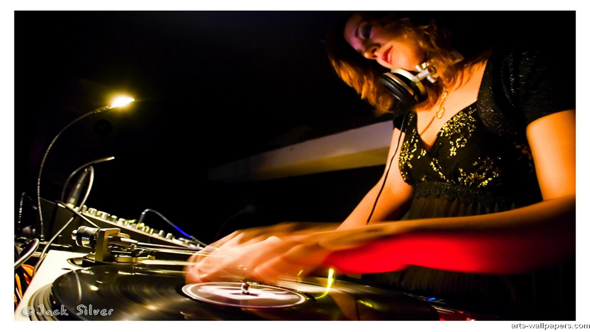 DJ Art Wallpaper 1920x1080