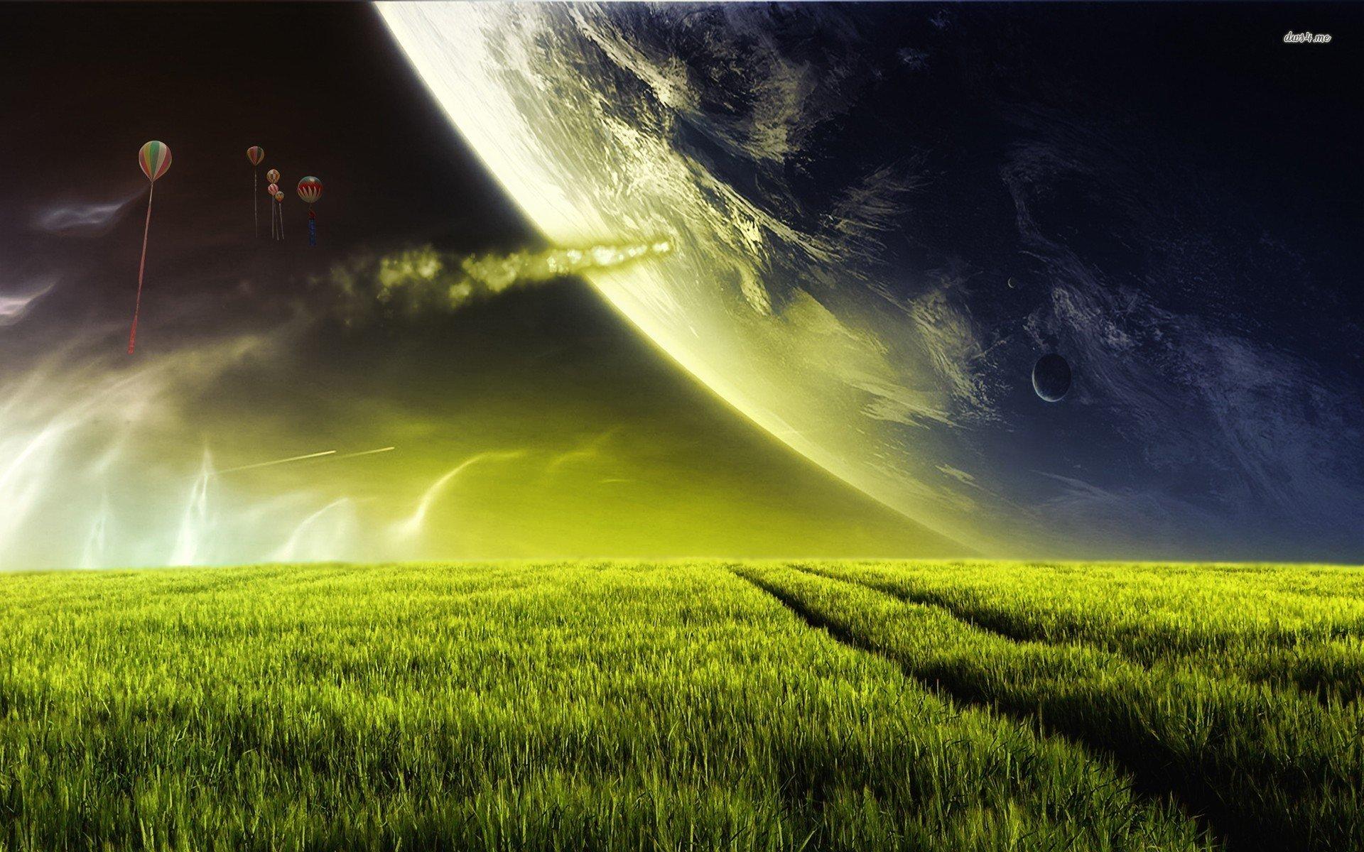 Alien Planet Wallpaper High Definition 14967 - Amazing Wallpaperz