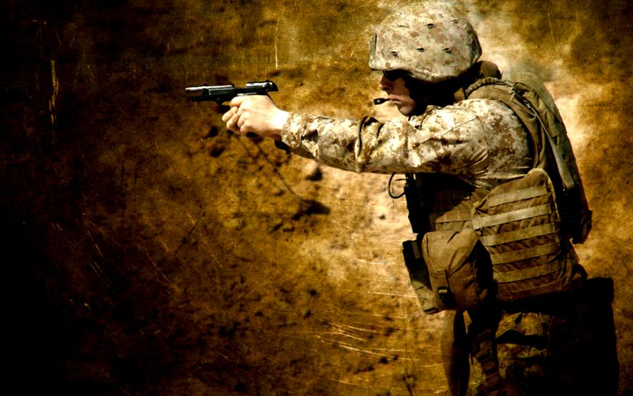 modern soldier wallpaper 1 by jb online 900x563