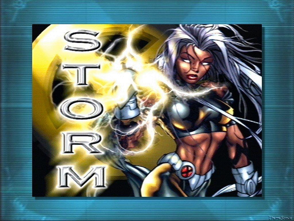 Storm   X Men Wallpaper 3978376 1024x768