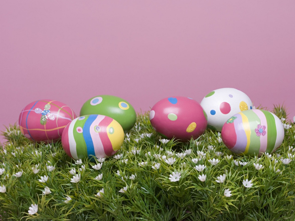 The Best Easter Eggs Ever   HD Wallpapers Widescreen   1024x768 1024x768