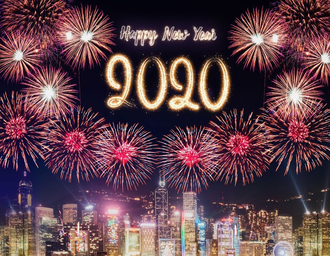 1st January 2020] Happy New Year 2020 Wishes Quotes WhatsApp DP 1080x837