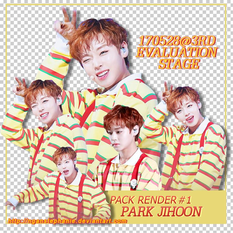 Free download PACK RENDER 01 PARK JIHOON [Produce101] by