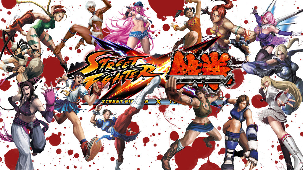 49 Street Fighter X Tekken Wallpaper On Wallpapersafari