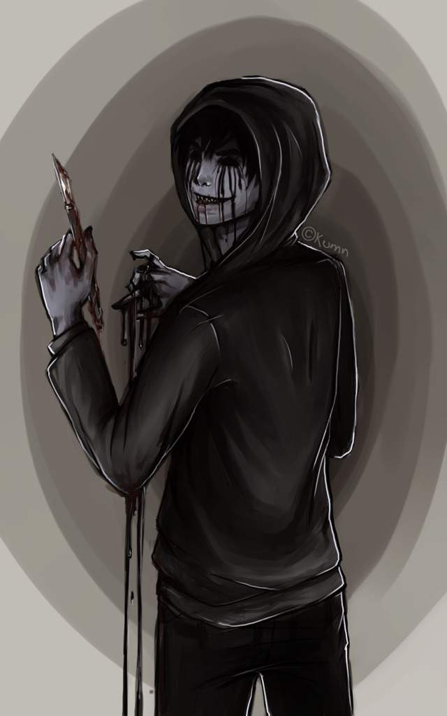 Eyeless Jack WallpaperFan Art Creators link in captons 640x1024
