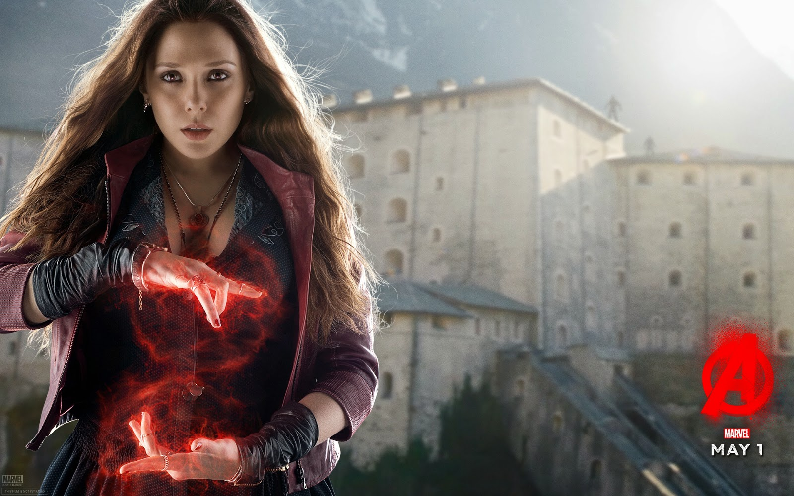 on October 3 2015 By Stephen Comments Off on Scarlet Witch Wallpaper 1600x1000