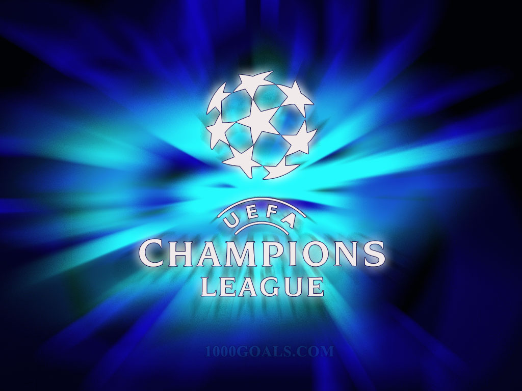 Champions League wallpapers Football 1000 Goals 1024x768