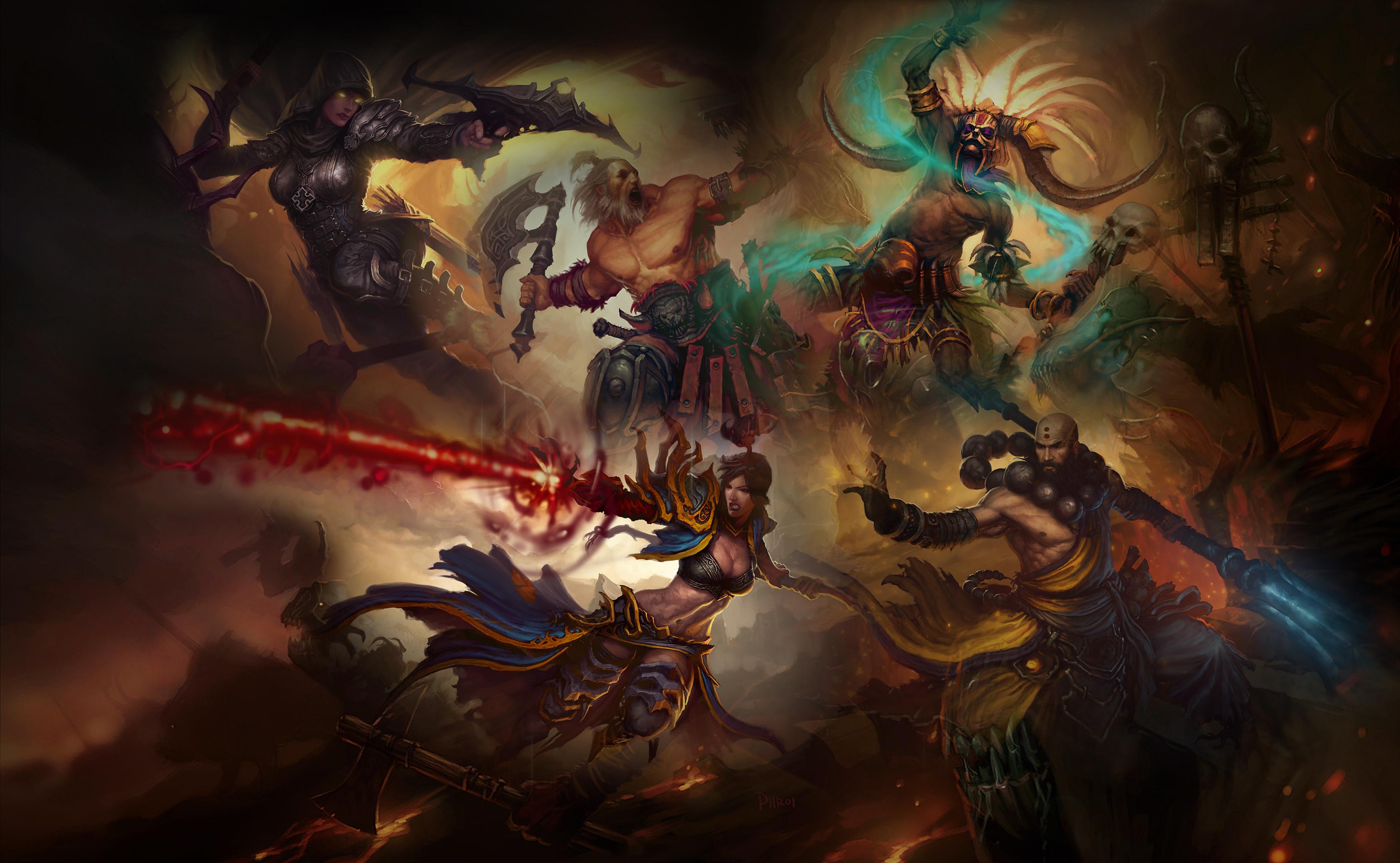 Diablo III игра  № 3057766 загрузить