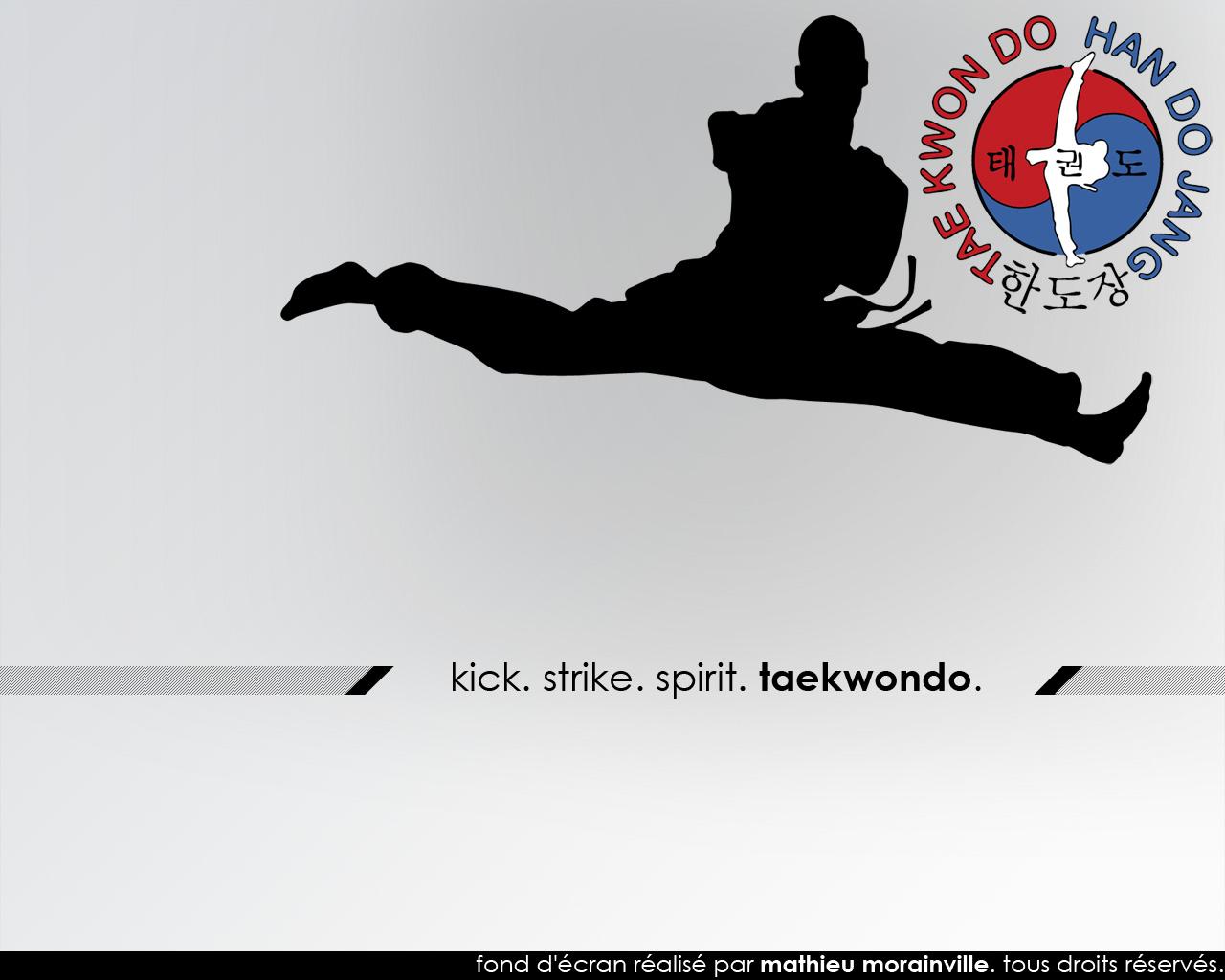 Taekwondo Wallpaper by Eligius57 1280x1024