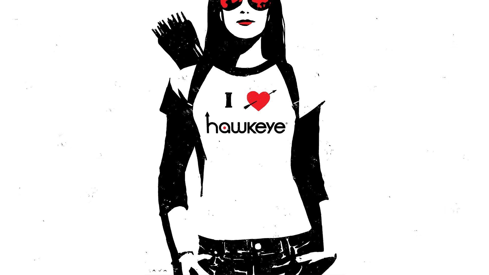 comics Marvel Comics Hawkeye Marvel NOW David Aja wallpaper background 1920x1080